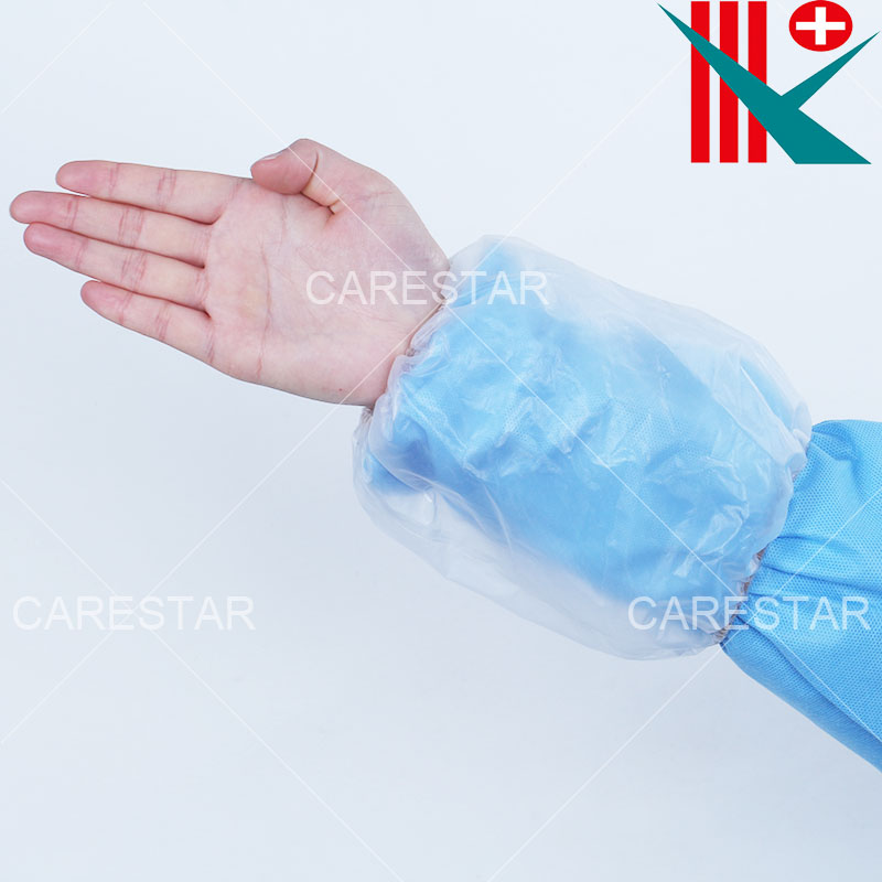 Disposable PVC Sleeve Cover